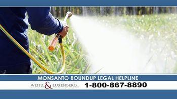 Weitz and Luxenberg TV Spot, 'Legal Alert: Roundup Weed Killer' - Thumbnail 4