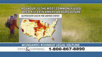 Weitz and Luxenberg TV Spot, 'Legal Alert: Roundup Weed Killer' - Thumbnail 5