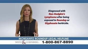 Weitz and Luxenberg TV Spot, 'Legal Alert: Roundup Weed Killer' - Thumbnail 6