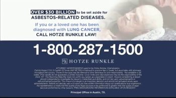 Hotze Runkle TV Spot, 'Asbestos-Related Diseases' - Thumbnail 7