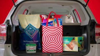 Target Drive Up TV Spot, 'Target Run' Song by Meghan Trainor