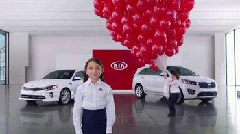 Kia America's Best Value Summer Clearance TV Spot, 'Balloons'