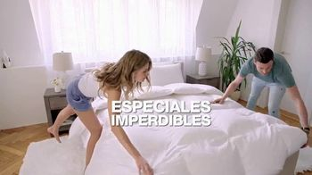 Macy's Gran Venta del Hogar TV Spot, 'Edredones y equipaje' [Spanish] - Thumbnail 3