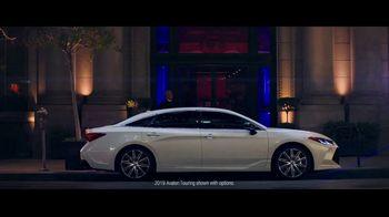 2019 Toyota Avalon TV Spot, 'Performance Play' [T1] - Thumbnail 1
