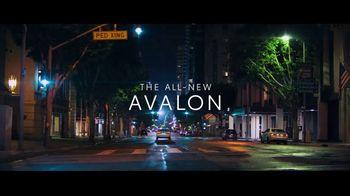2019 Toyota Avalon TV Spot, 'Performance Play' [T1] - Thumbnail 10