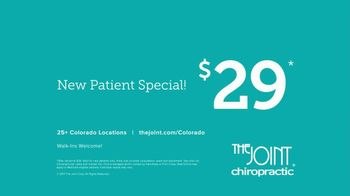 The Joint Chiropractic New Patient Special TV Spot, 'Life Moves: $29' - Thumbnail 8
