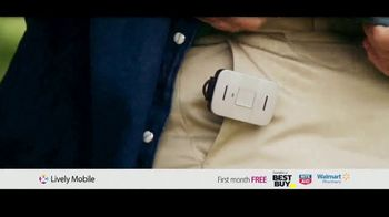GreatCall Lively Mobile TV Spot, 'Mom Volunteer: First Month Free' - Thumbnail 5