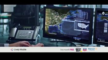 GreatCall Lively Mobile TV Spot, 'Mom Volunteer: First Month Free' - Thumbnail 7