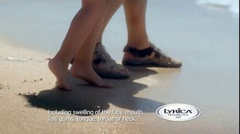 Lyrica TV Spot, 'Beach Day' - Thumbnail 7