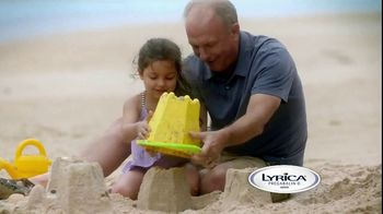 Lyrica TV Spot, 'Beach Day' - Thumbnail 8
