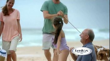 Lyrica TV Spot, 'Beach Day' - Thumbnail 9