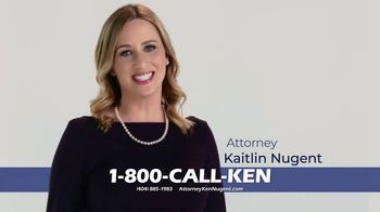 Kenneth S. Nugent: Attorneys at Law TV Spot, 'Check This Out' - Thumbnail 4