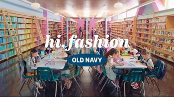 Old Navy Kids & Baby Sale TV Spot, 'Back to School' Song by Junior Senior - Thumbnail 1