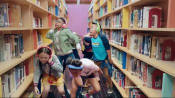 Old Navy Kids & Baby Sale TV Spot, 'Back to School' Song by Junior Senior - Thumbnail 3