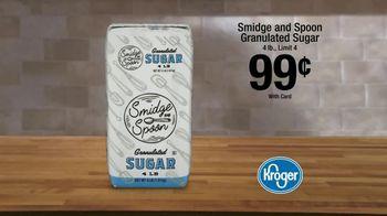 The Kroger Company TV Spot, 'Stock the Pantry: Sugar' - Thumbnail 2