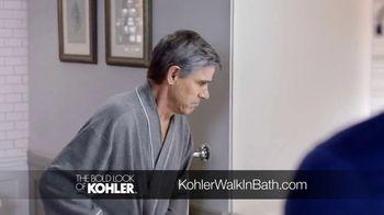 Kohler Walk-In Bath TV Spot, 'Calling on Ken: Bath Walls' - Thumbnail 4