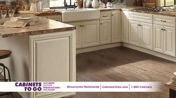Cabinets To Go Buy One, Get One Free TV Spot, 'Free Cabinet: August' - Thumbnail 3