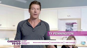 Cabinets To Go Buy One, Get One Free TV Spot, 'Free Cabinet: August' - Thumbnail 8
