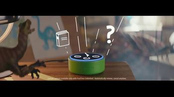 Amazon Echo Dot Kids Edition TV Spot, 'Jimmy and Jake' - Thumbnail 3