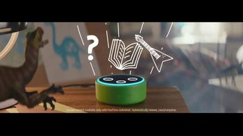 Amazon Echo Dot Kids Edition TV Spot, 'Jimmy and Jake' - Thumbnail 4