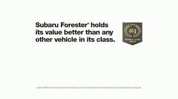 Subaru A Lot to Love Event TV Spot, 'Happy' [T1] - Thumbnail 5
