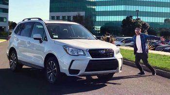 Subaru A Lot to Love Event TV Spot, 'Happy' [T1] - Thumbnail 8
