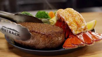 Outback Steakhouse Steak & Lobster TV Spot, 'Popular Demand: Lunch Combos' - Thumbnail 4