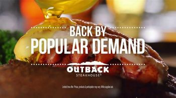 Outback Steakhouse Steak & Lobster TV Spot, 'Popular Demand: Lunch Combos' - Thumbnail 6
