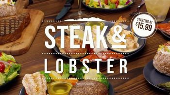 Outback Steakhouse Steak & Lobster TV Spot, 'Popular Demand: Lunch Combos' - Thumbnail 7