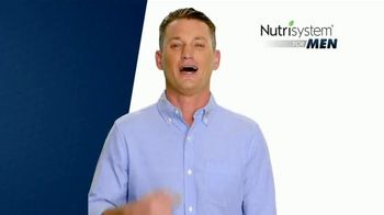 Nutrisystem for Men TV Spot, 'Put Down the Pie: Free Bars & Shakes' - Thumbnail 1
