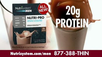 Nutrisystem for Men TV Spot, 'Put Down the Pie: Free Bars & Shakes' - Thumbnail 5