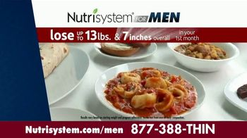 Nutrisystem for Men TV Spot, 'Put Down the Pie: Free Bars & Shakes' - Thumbnail 7