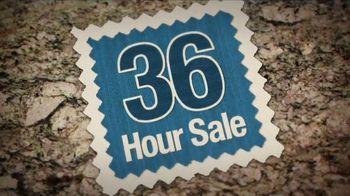 La-Z-Boy 36-Hour Sale TV Spot, 'Your Experience'