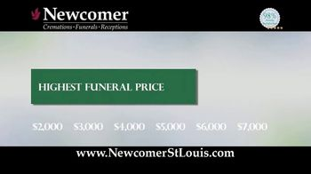 Newcomer Cremations, Funerals & Receptions TV Spot, 'Price Survey' - Thumbnail 3