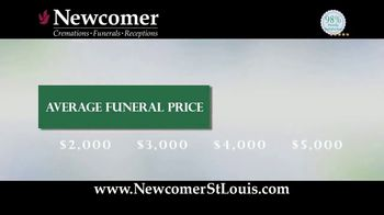 Newcomer Cremations, Funerals & Receptions TV Spot, 'Price Survey' - Thumbnail 4