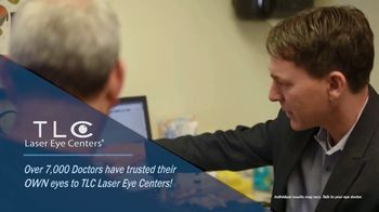TLC Laser Eye Centers TV Spot, 'Dr. Wexler Talks About His Experience' - Thumbnail 5