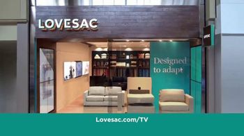 Lovesac Sactional TV Spot, 'Fits Every Room' - Thumbnail 9