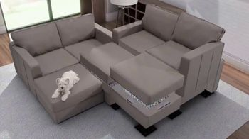 Lovesac Sactional TV Spot, 'Fits Every Room' - Thumbnail 6