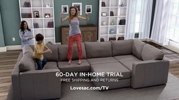 Lovesac Sactional TV Spot, 'Fits Every Room' - Thumbnail 7