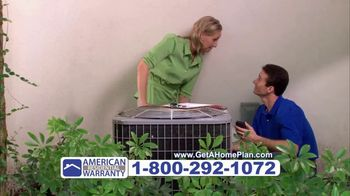 American Residential Warranty TV Spot, \'#1 Home Warranty\'
