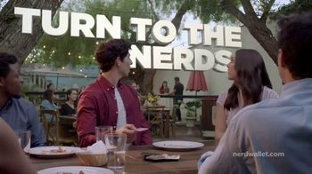 NerdWallet TV Spot, \'Turn to the Nerds: Credit Cards\'