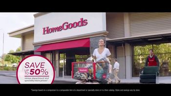 HomeGoods TV Spot, 'Find a World of Inspiration' - Thumbnail 9