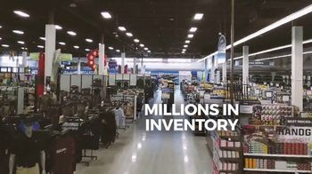 Gander Outdoors Biggest Outdoor Sale of the Season TV Spot, 'Savings' - Thumbnail 7