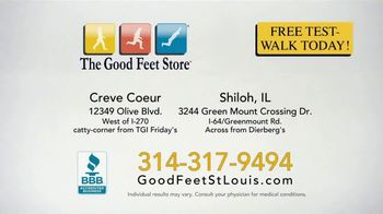 The Good Feet Store TV Spot, 'Keith's Story: Back Pain Relief' - Thumbnail 10