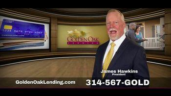 Golden Oak Lending TV Spot, 'Get Extra Money'