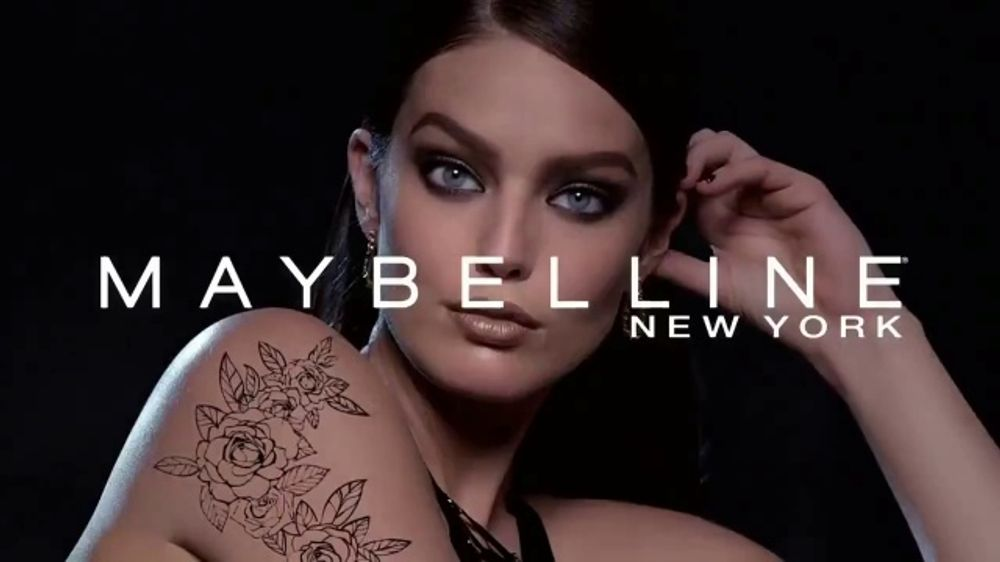 Maybelline Tattoo Studio Brow Gel Tv Commercial Brow Impact For