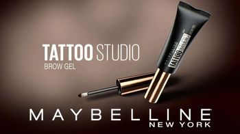 Maybelline Tattoo Studio Brow Gel TV Spot, 'Brow Impact for Days' - Thumbnail 9