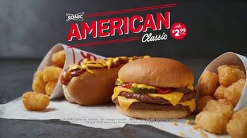 Sonic Drive-In American Classic TV Spot, 'Thank You America' [Spanish] - Thumbnail 5