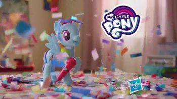 My Little Pony Singing Rainbow Dash TV Spot, 'Be Awesome' - Thumbnail 10