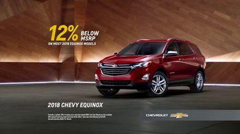 2018 Chevrolet Equinox TV Spot, 'That's My Chevy' - Thumbnail 8
